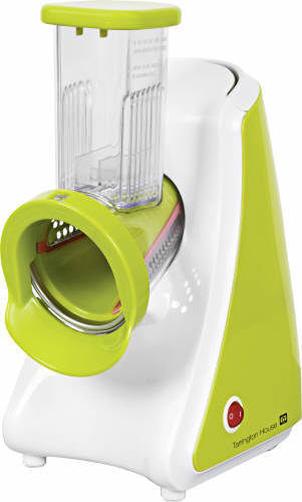 salad shooter 5 messer 200 watt gem seschneider fp200 k se raspel elektro reibe ebay. Black Bedroom Furniture Sets. Home Design Ideas